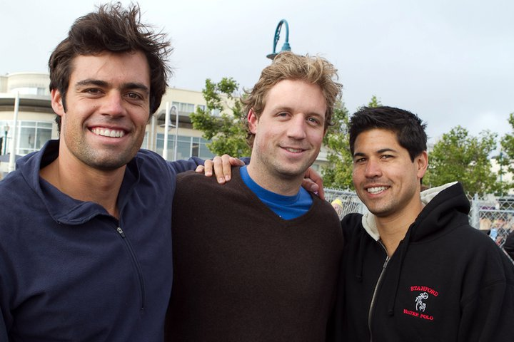 Cal and Stanford Polo players join forces for Good!